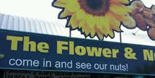The Flower & Nut Market