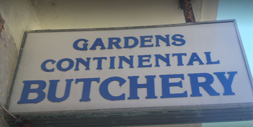 Continental Butchery