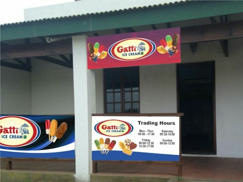 Gatti Ice Cream - Stilbaai